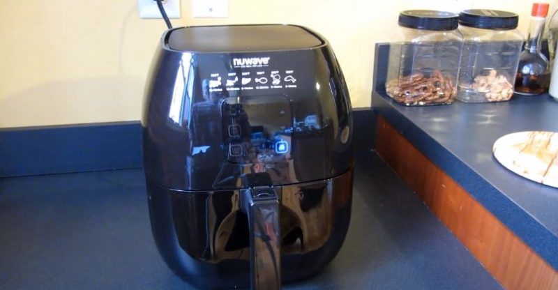 How to Preheat the Nuwave Air Fryer