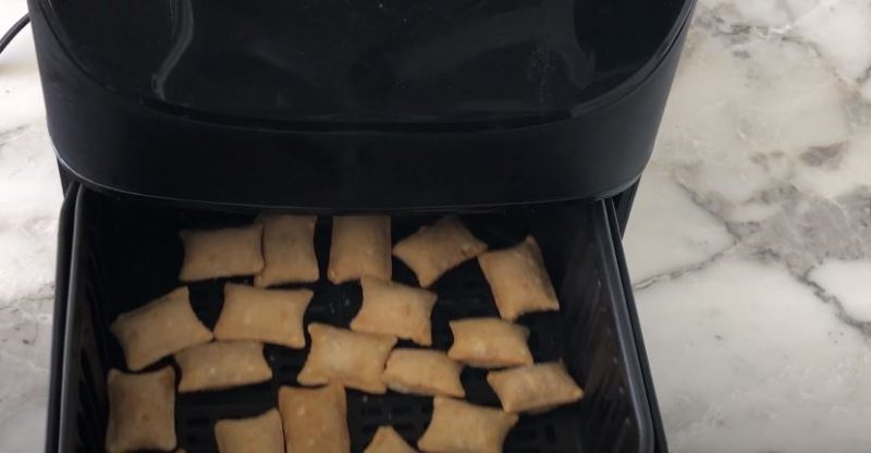 How to Cook Pizza Rolls in Air Fryer