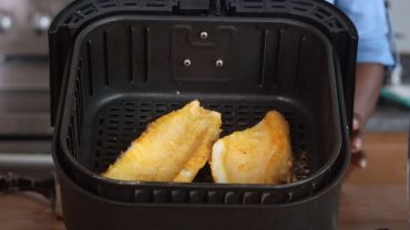 How to Reheat Fish in an Air Fryer
