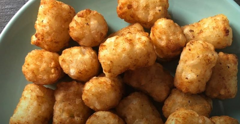 How Long to Cook Tater Tots in Air Fryer