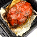 How to make a Meatloaf in an Air Fryer?