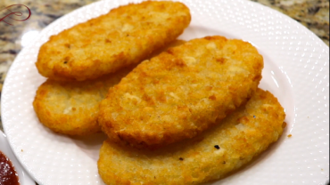 How do you Cook Frozen Hash Browns in an Air Fryer?