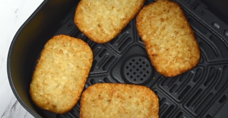 How to Cook Hash Browns in Power Air Fryer?