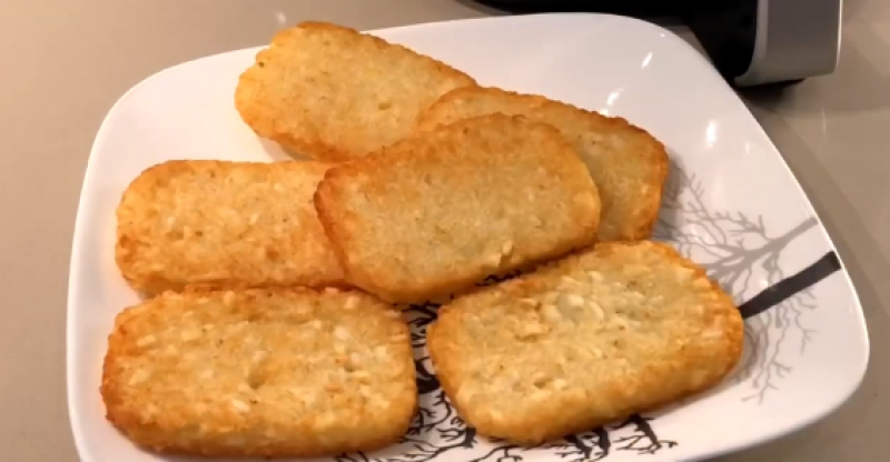 How Long to Cook Hash Browns in an Air Fryer?