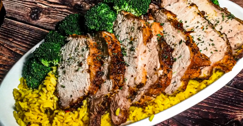 How Long To Cook a Pork Roast In Air Fryer?