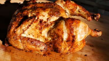 How to use Rotisserie on the Power Air Fryer?