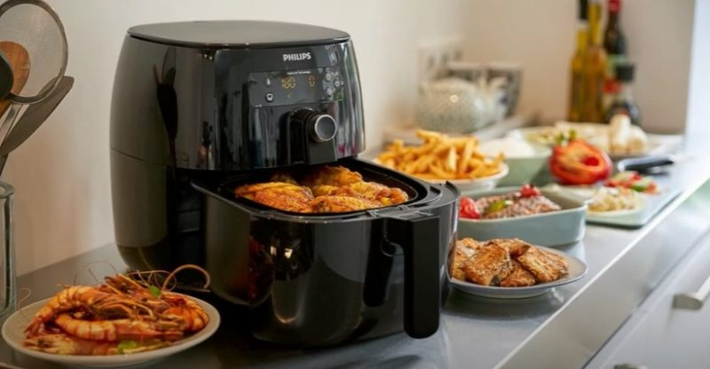 What Size Air Fryer for Single Person