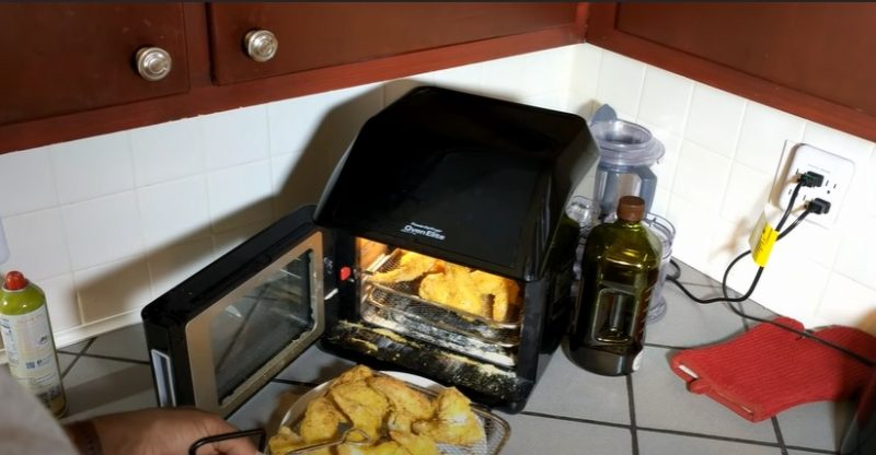 How to Make Chicken Wings in Power Air Fryer Oven