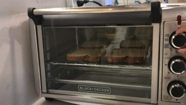 Black and Decker Air Fryer Toaster Oven How to Use