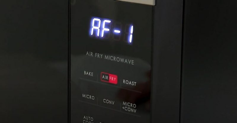How to Air Fry in Microwave