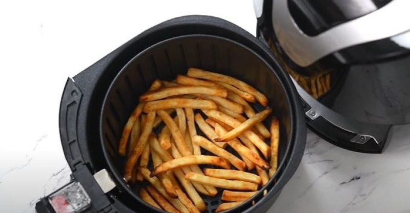 How to Cook Frozen French Fries in Nuwave Air Fryer