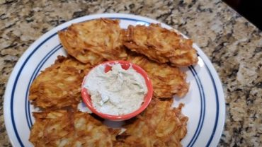 How to Make Hashbrowns in the Air Fryer