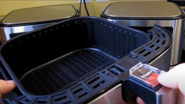 How to Open Insignia Air Fryer