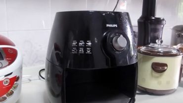 How to Clean the Philips Air Fryer