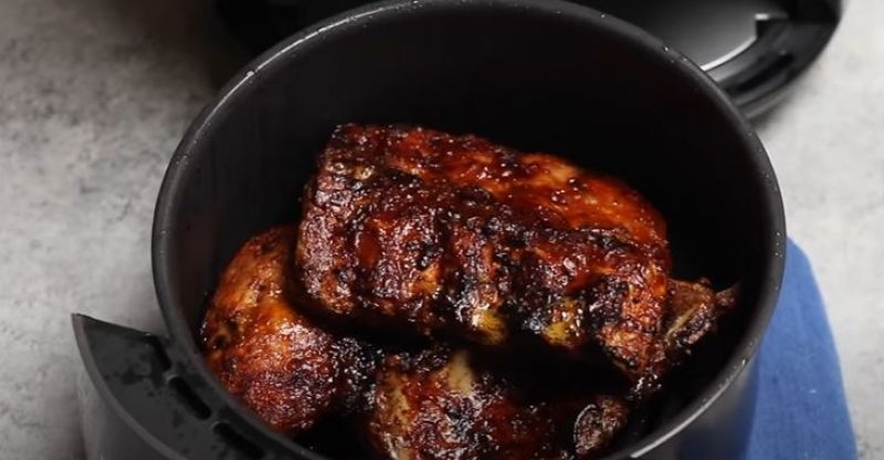 How to Cook Frozen Ribs in Air Fryer