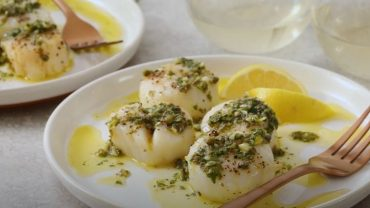 How to Make Scallops in Air Fryer