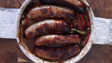 How long do you Cook Smoked Sausage in an Air Fryer?