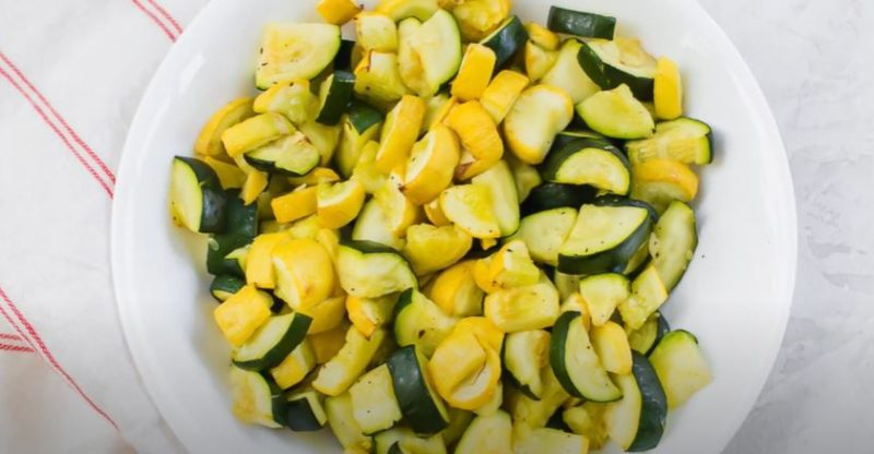 How to Cook Squash in an Air Fryer