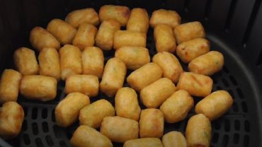How Long to Cook Veggie Tots in Air Fryer